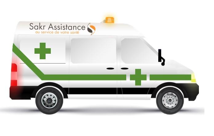 La société SAKR Assistance VOUS ACCOMPAGNER DANS DES MOMENTS DIFFICILES, C'EST NOTRE MÉTIER